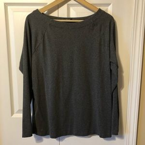 Ralph Lauren LS Scoop Neck Tee